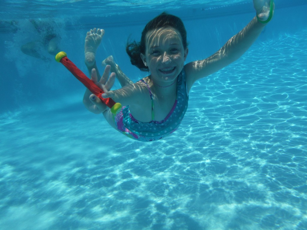 Swimming Pool Woodcrest Retreat